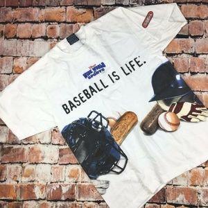 Disney Parks Wide World Sports Baseball T-Shirt M